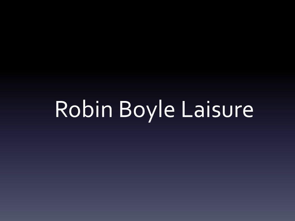 Robin Boyle Laisure