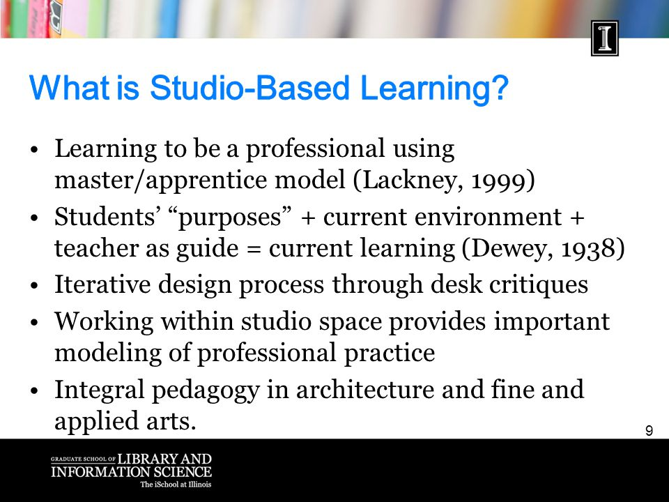 10 Day 1 – Introduce design problem/case Early classes use readings and discussion to ground and prepare students to work in field Field visits with community partners and model sites inform design Instructor and outside experts ask students to defend design choices through desk critiques during scheduled sessions and informal conversations