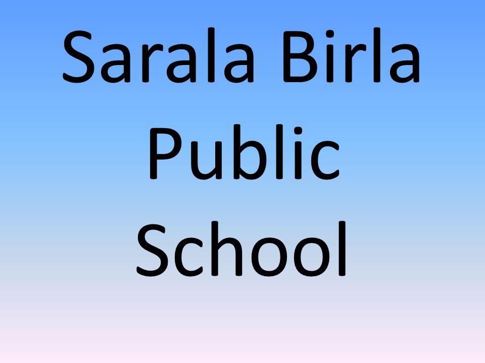 Sarala Birla Public School