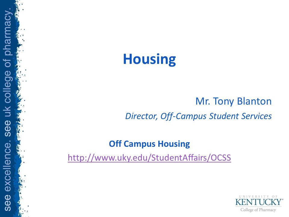Housing Mr.