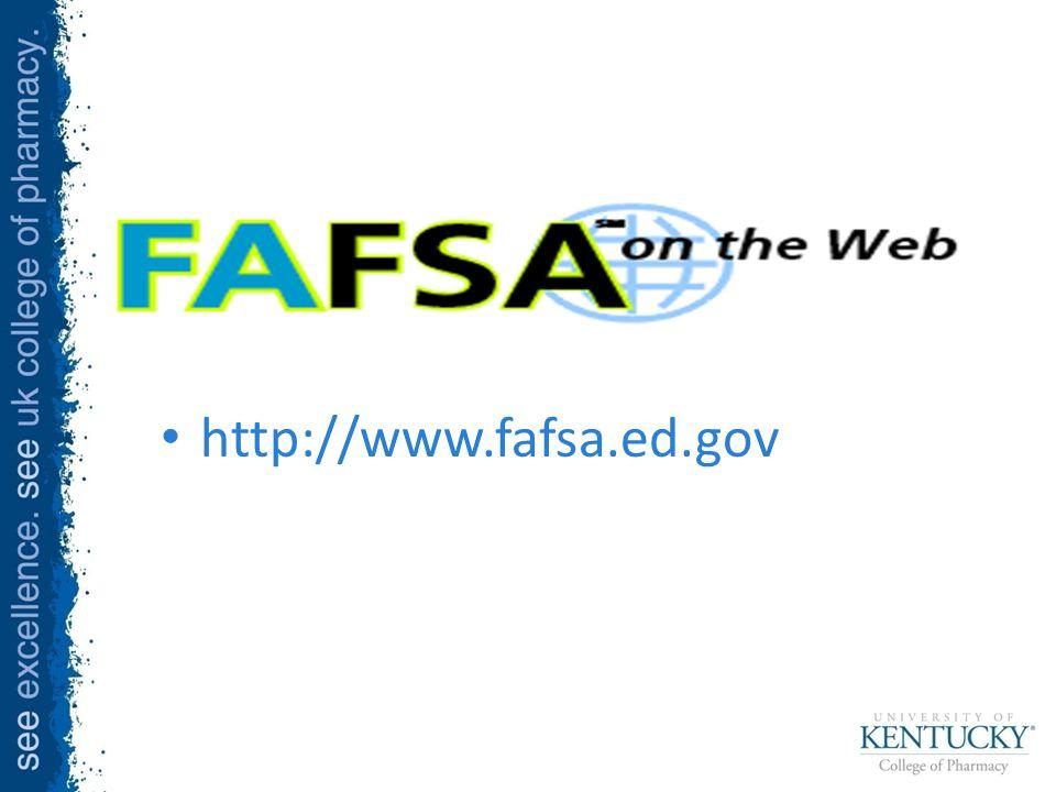 http://www.fafsa.ed.gov