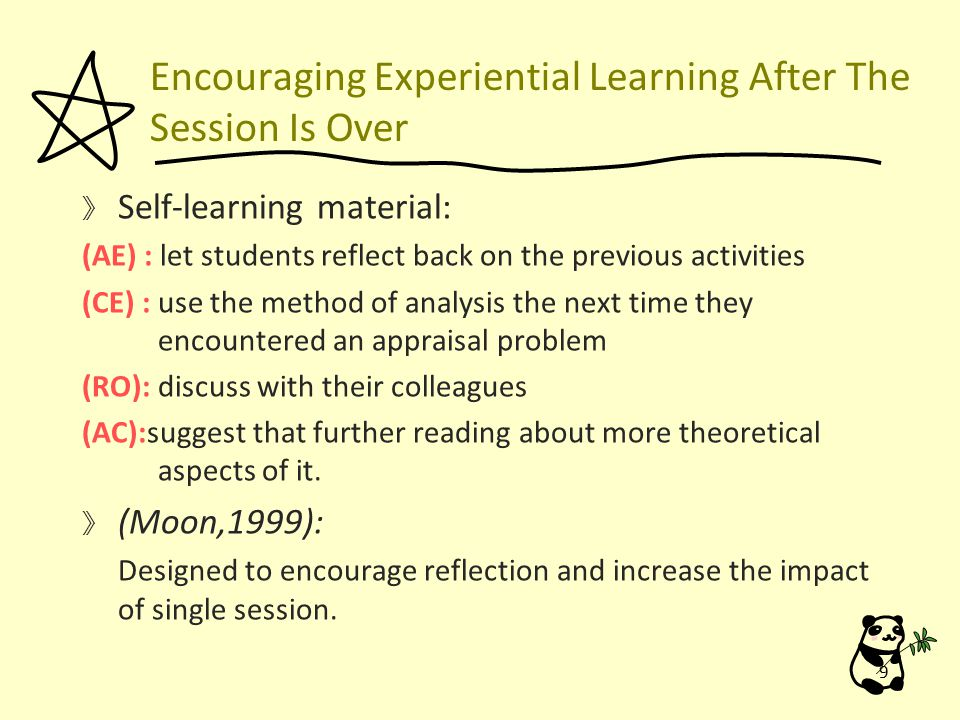 Lessons Learned 》 Conclusion: it is possible to change students' learning approaches, and to get more involved.