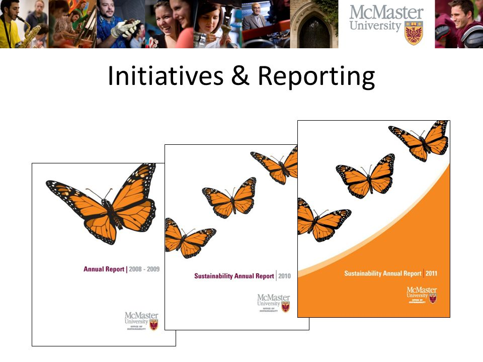 Initiatives & Reporting