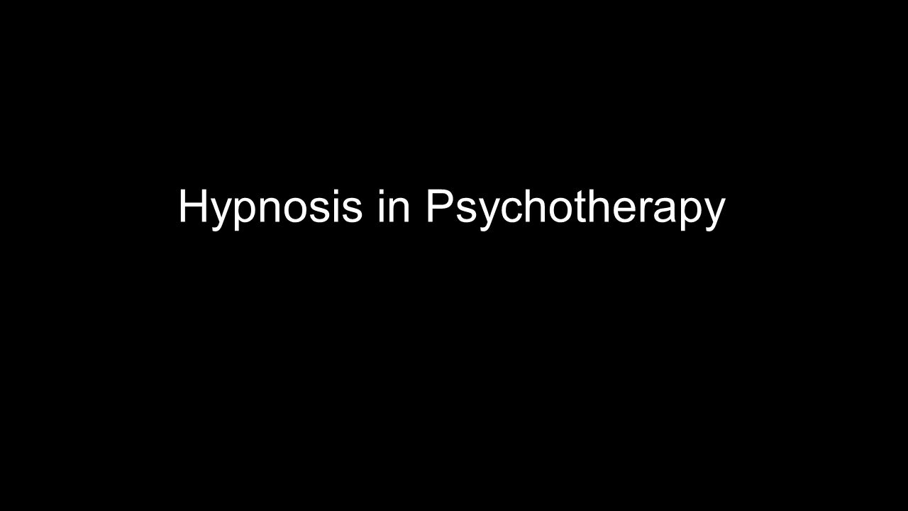 Jay Haley (1993-2007) The influence of hypnosis upon all forms of therapy has not been fully appreciated.