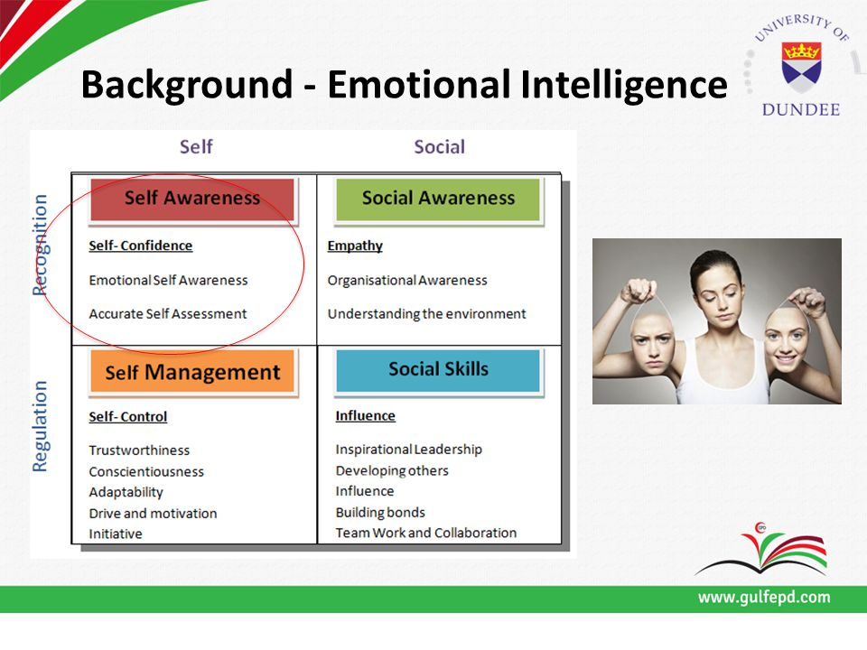 Background - Emotional Intelligence