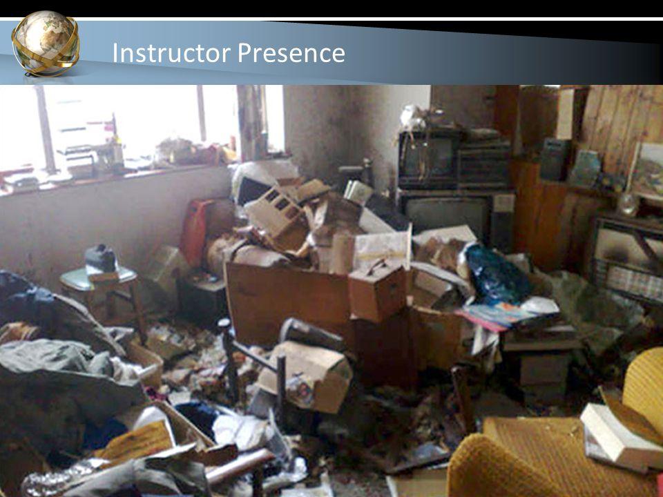 Instructor Presence