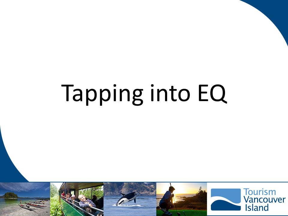 Tapping into EQ
