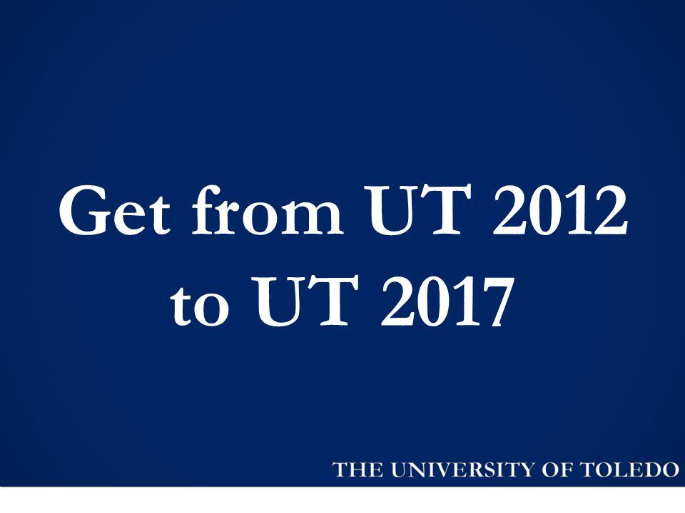 Get from UT 2012 to UT 2017