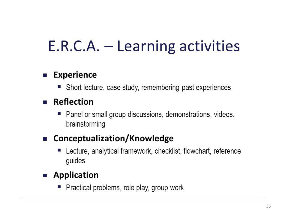 E.R.C.A.