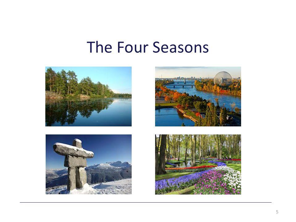 The Four Seasons 5