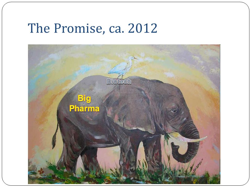 The Promise, ca. 2012