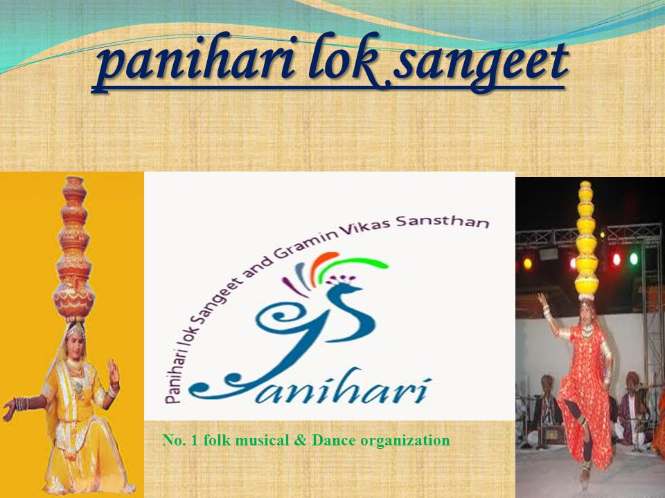 panihari lok sangeet No. 1 folk musical & Dance organization