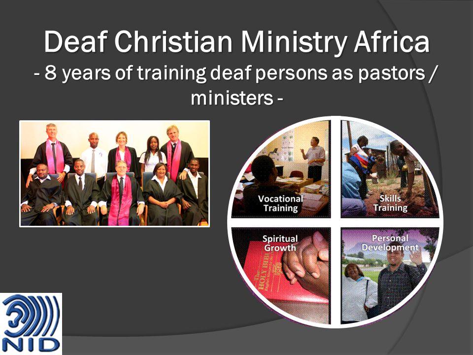  Certificate IV in Biblical Ministry  Diploma in Biblical Ministry  Advanced Diploma in Biblical Ministry  Church year (DRC/ AFM/ URCSA / RCZ)  Graduate Diploma in Biblical Ministry Vocational Training