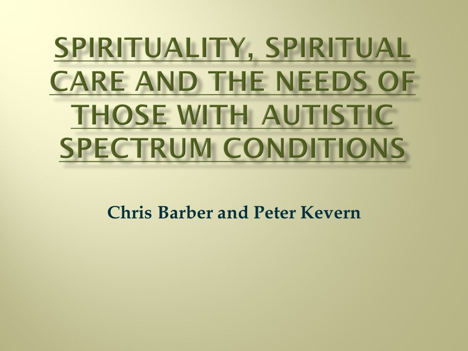 Chris Barber and Peter Kevern