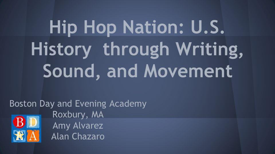 Hip Hop Nation: U.S.