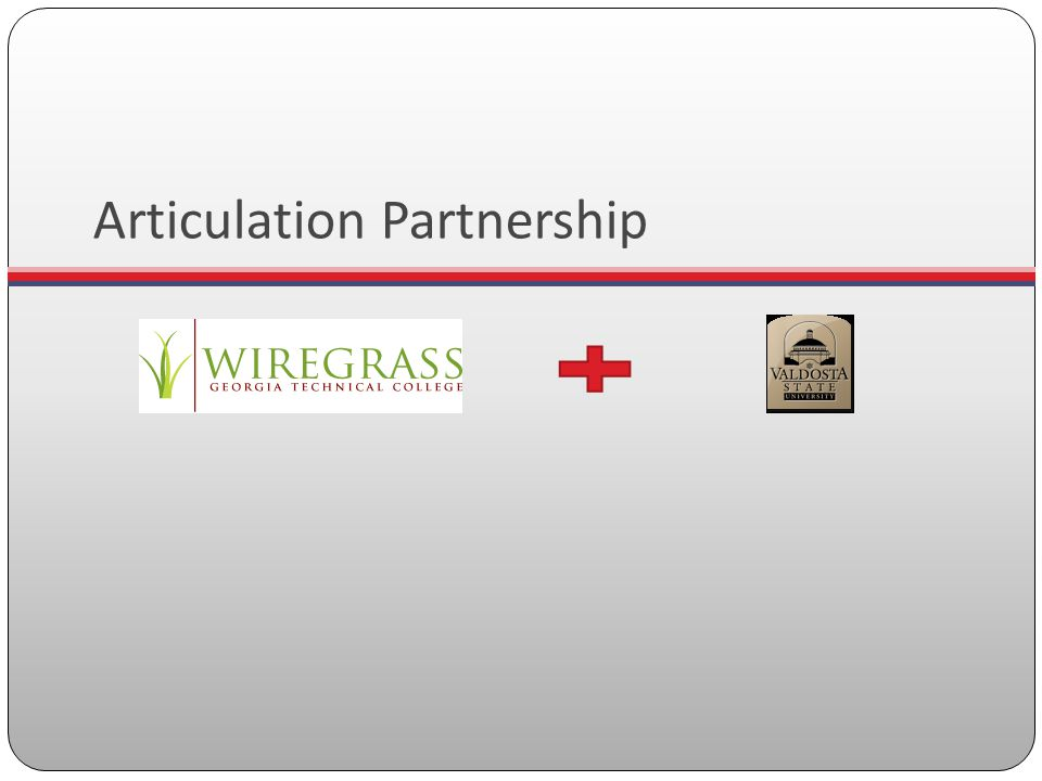 Articulation Partnership