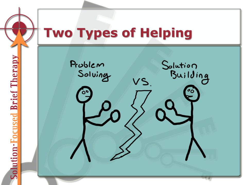 Two Types of Helping