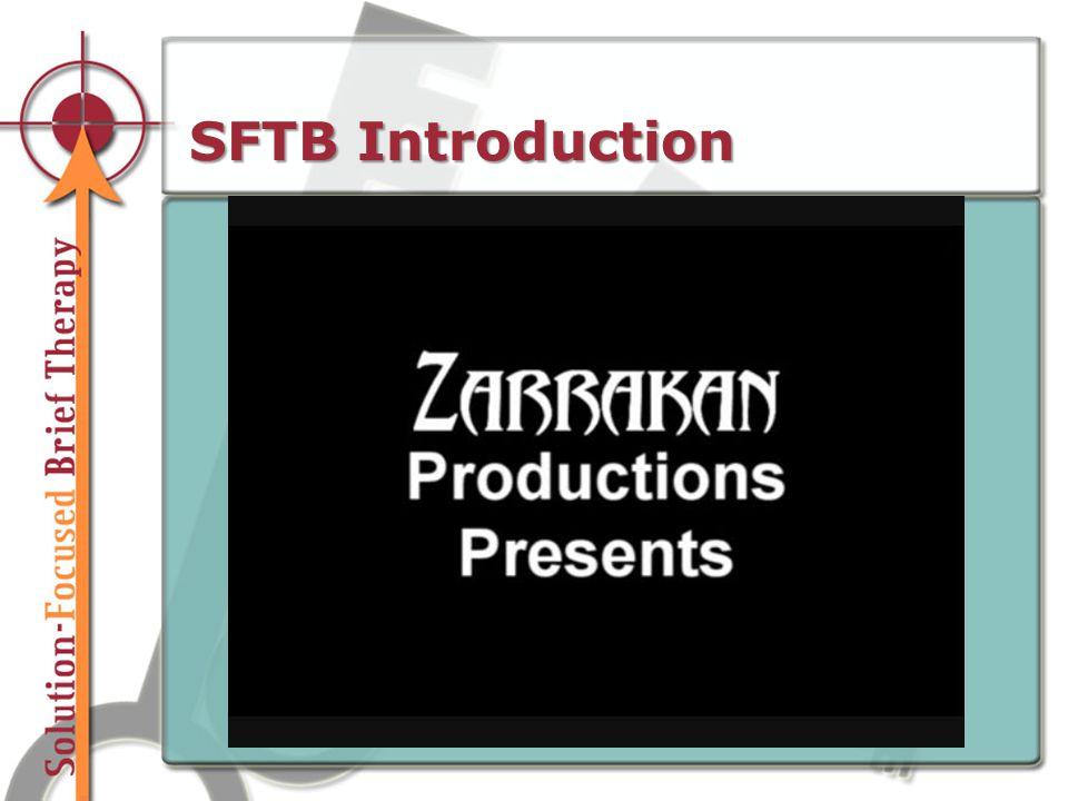 SFTB Introduction