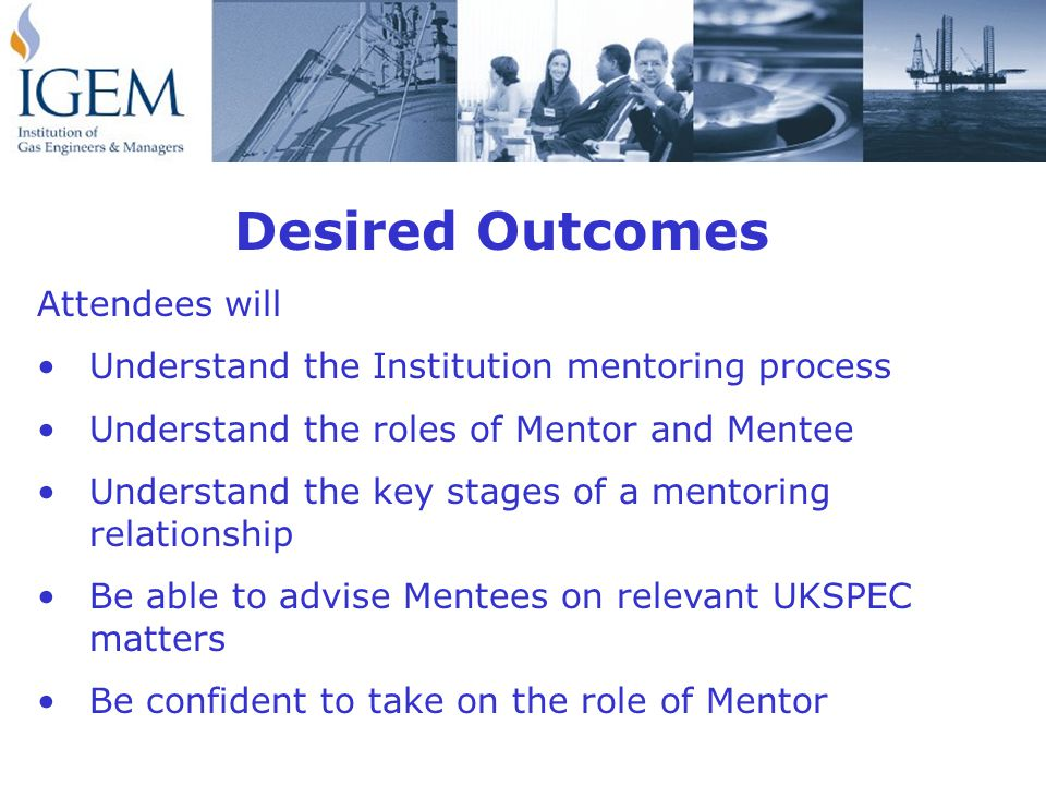 The Role of the Mentee Communication Organisation Flexibility 'Be here now' Realism Deliver