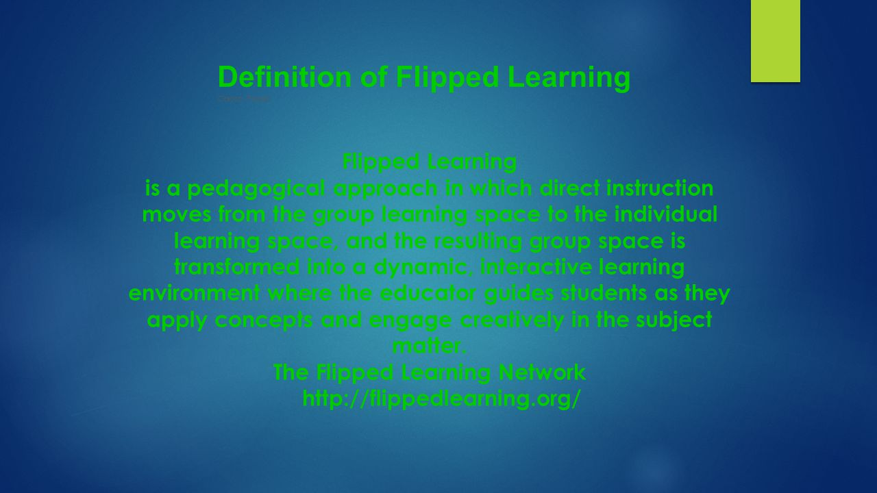  Learners are exposed to and learn concepts touched upon during Experiential Engagement.