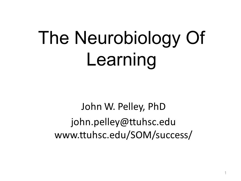 Myers-Briggs Personality Types And Learning Style Preferences Influence how you learn.