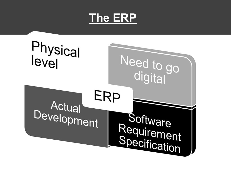 The ERP
