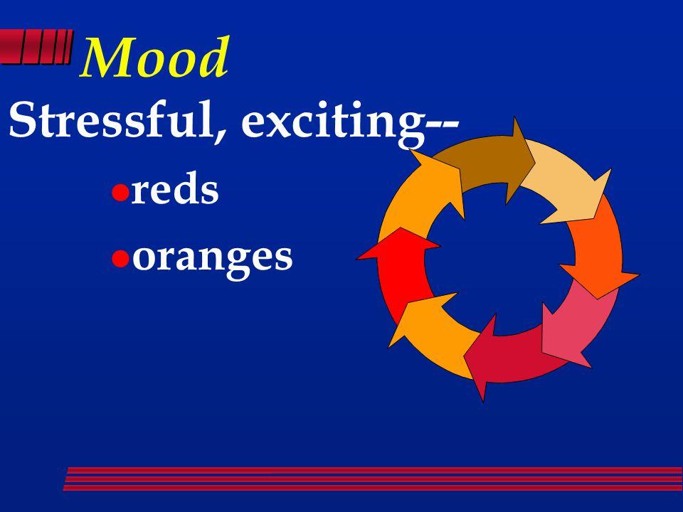 Mood Restful-- Greens Blues