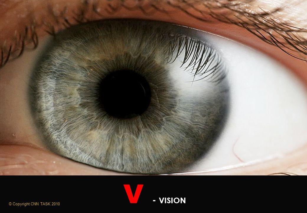 V - VISION © Copyright CNN TASK 2010