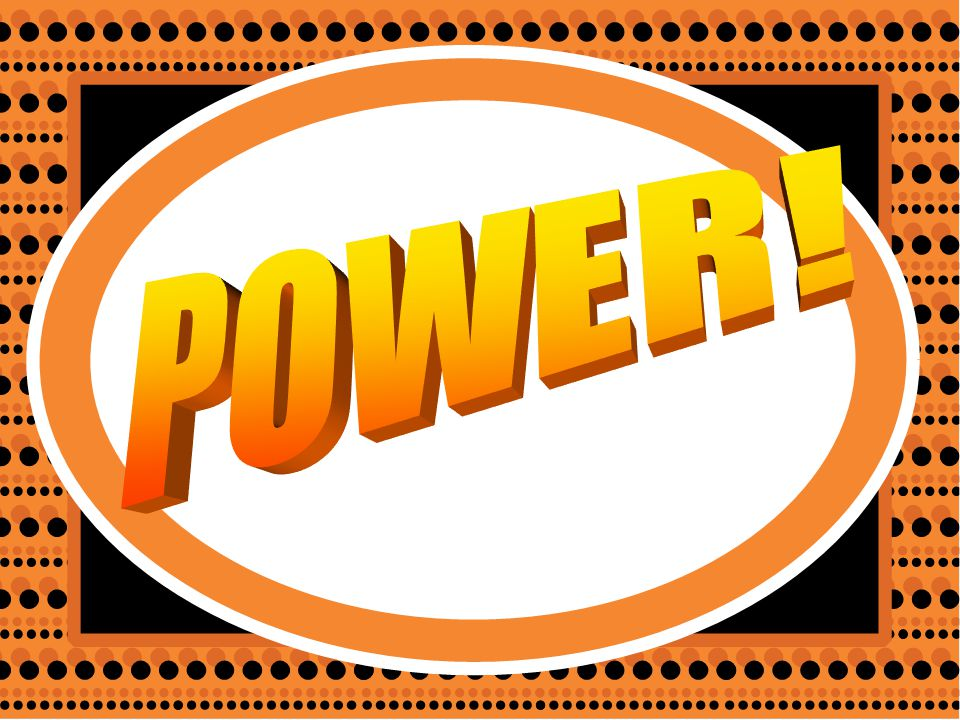 Be a scholar/expert in their chosen field Not power-over but power-with