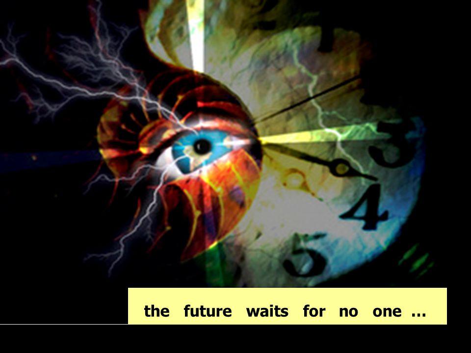c2011www.annimac.com.au 2 the future waits for no one …