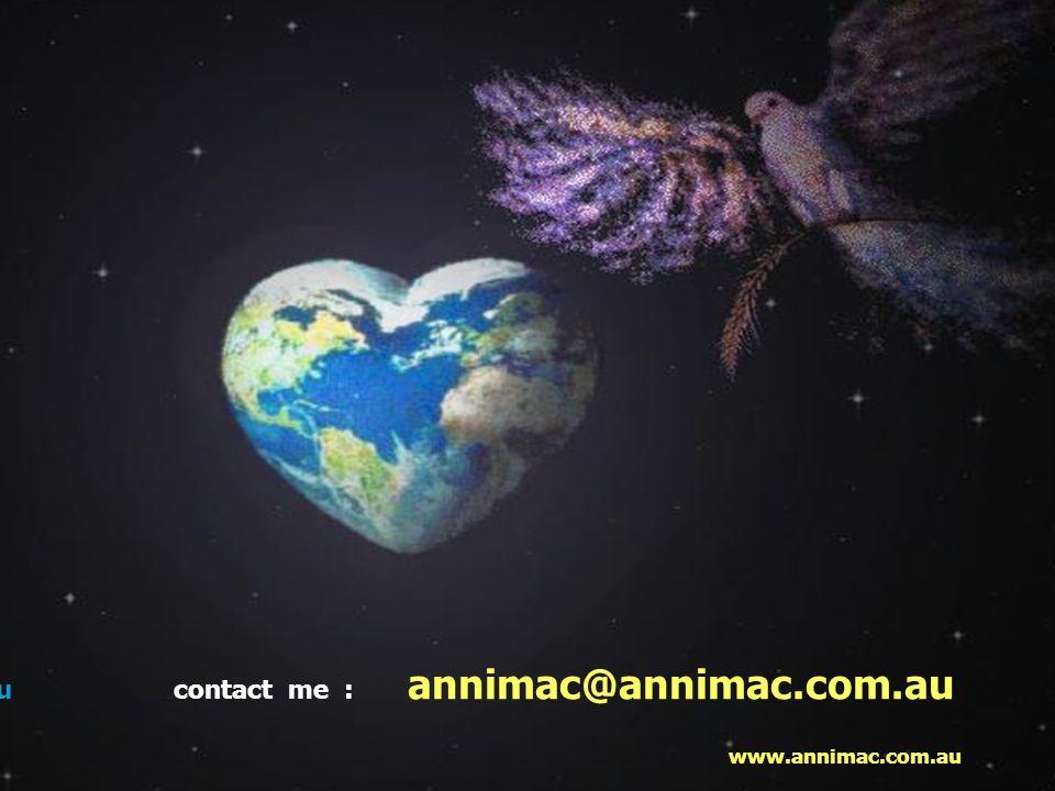 c2011www.annimac.com.au 29 thank you contact me : annimac@annimac.com.au www.annimac.com.au