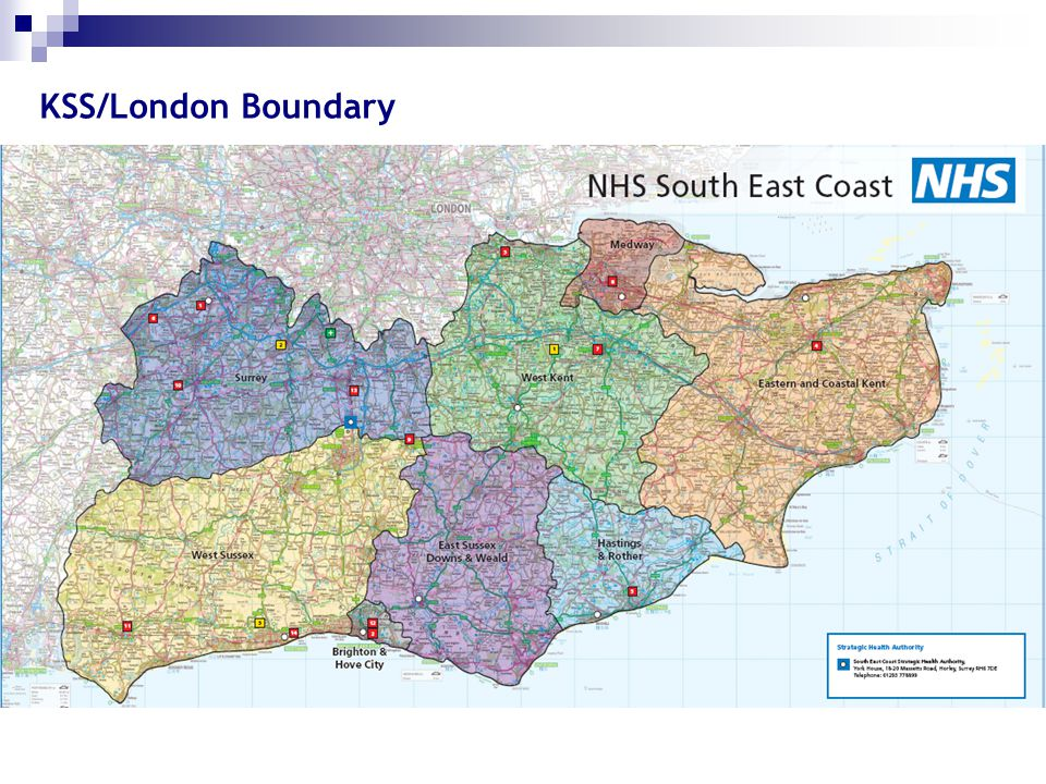 KSS/London Boundary