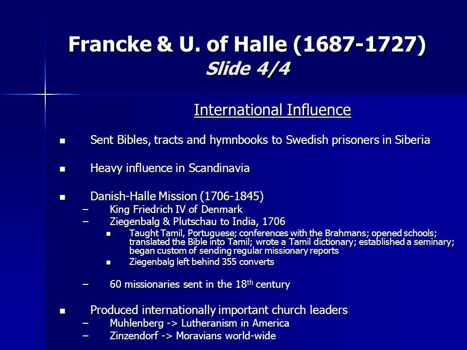 Francke & U.