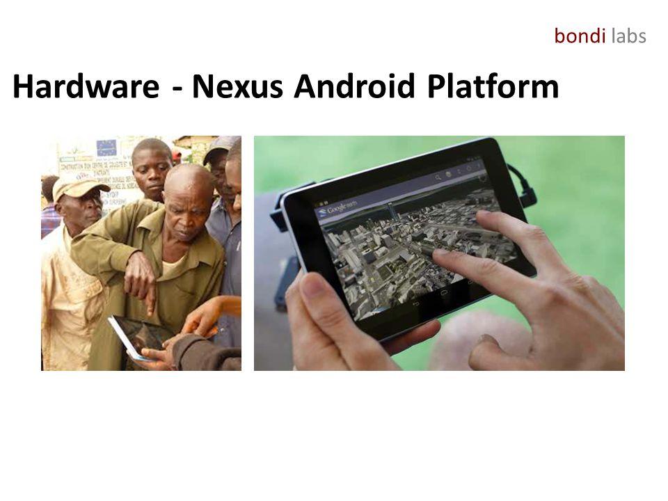 Hardware - Nexus Android Platform bondi labs