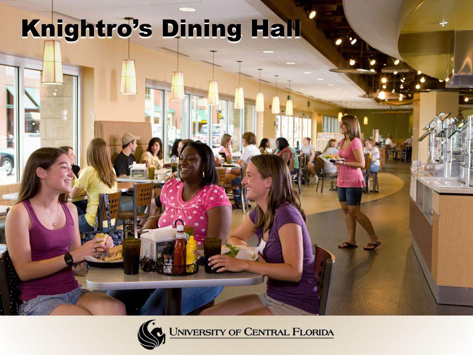 Knightro's Dining Hall