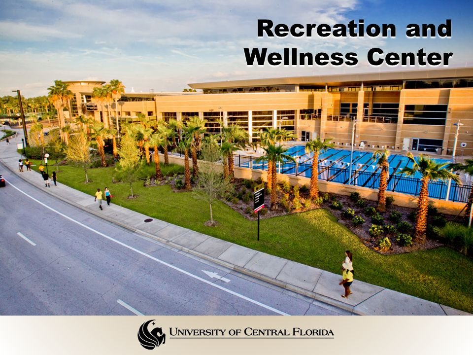 Recreation and Wellness Center