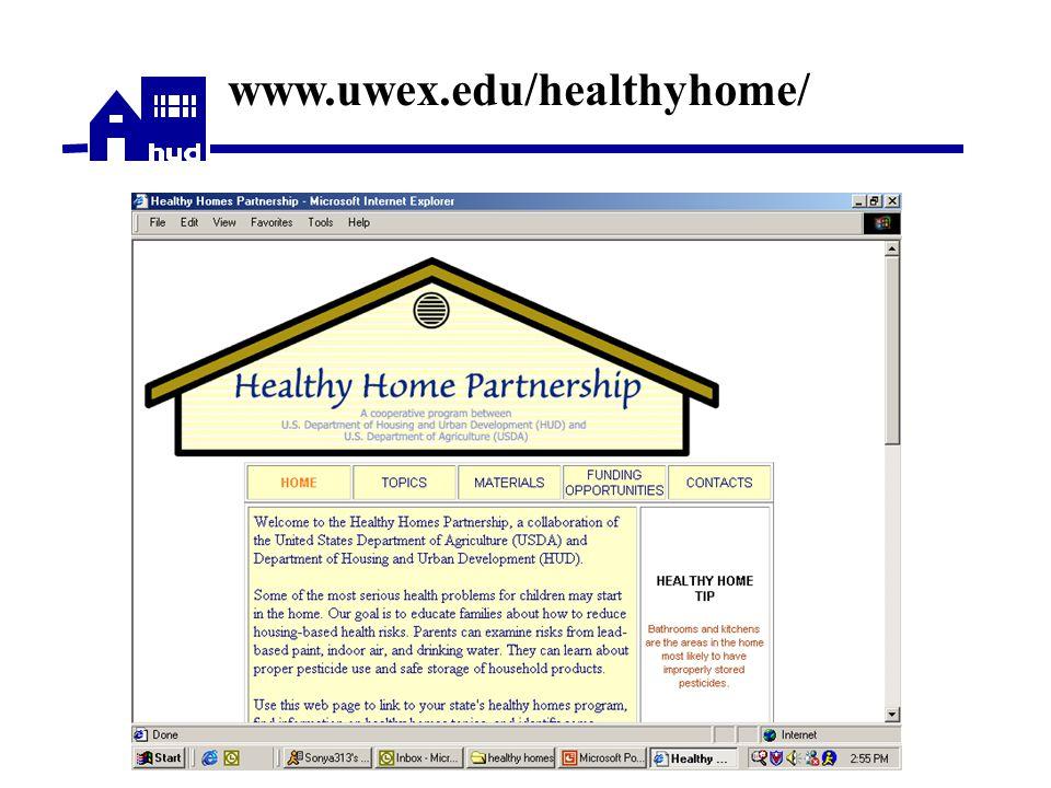 www.uwex.edu/healthyhome/