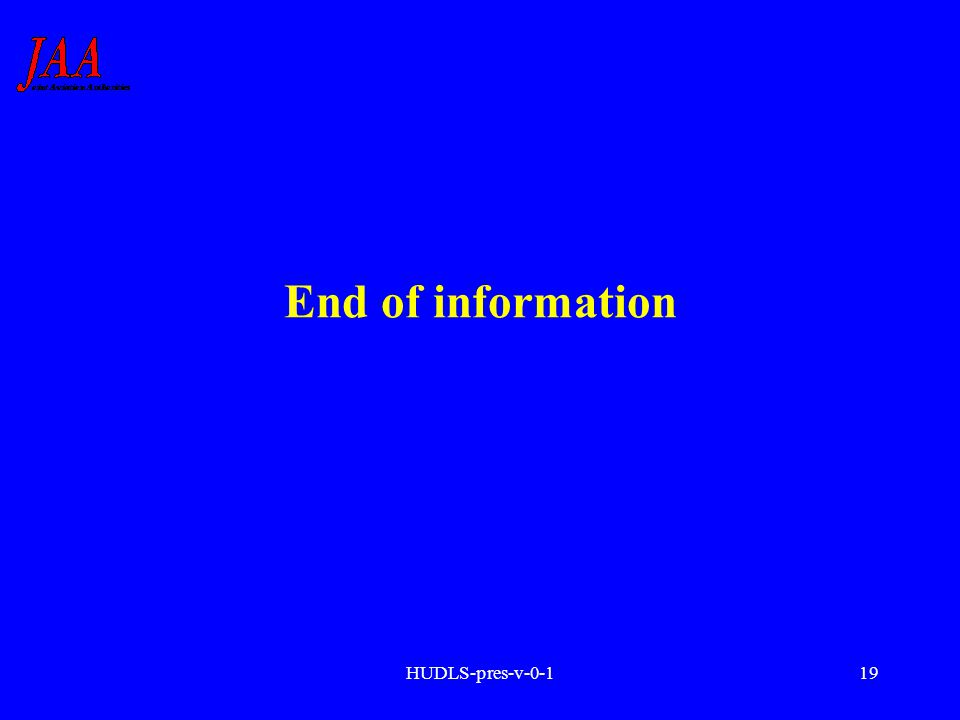 HUDLS-pres-v-0-119 End of information