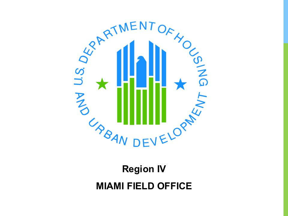 OFFICE OF HOUSING SINGLE FAMILY PROGRAM SUPPORT DIVISION This Division is responsible for monitoring and conducting compliance reviews of nonprofit agencies such as HUD-Certified Housing Counseling Agencies that work with HUD's homeownership programs, and title closing agencies.