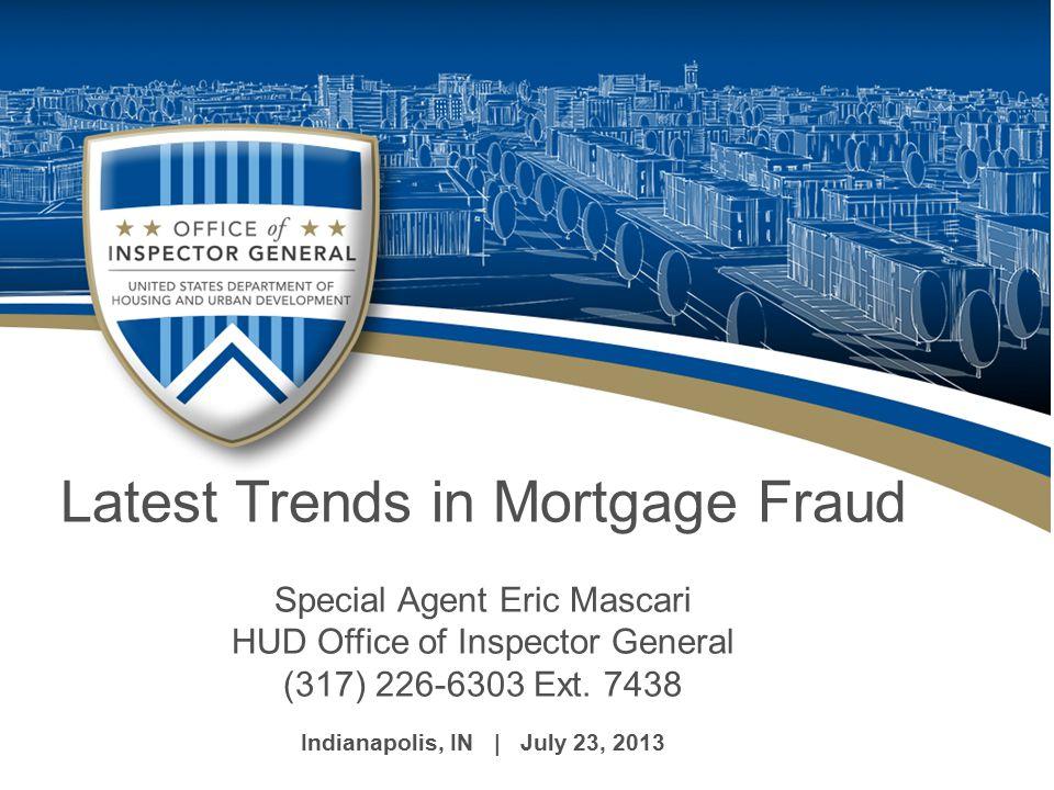 Appraisal Fraud
