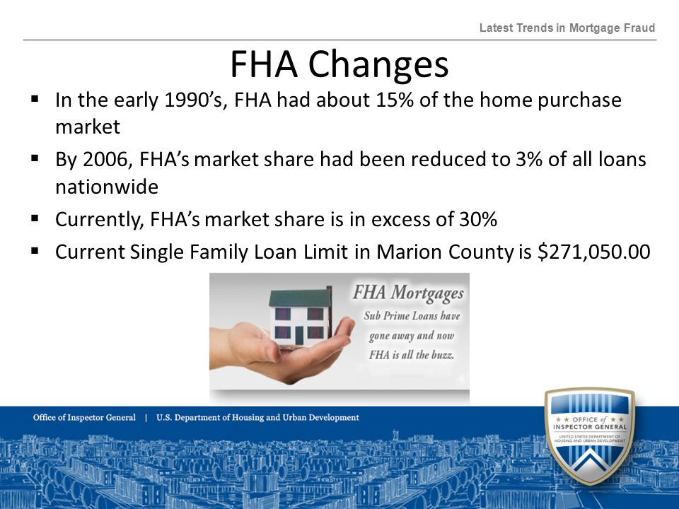 Questions?? Latest Trends in Mortgage Fraud