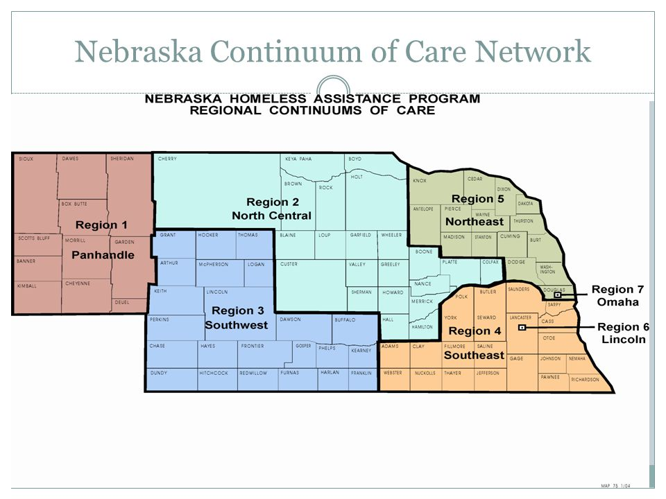 Nebraska Continuum of Care Network
