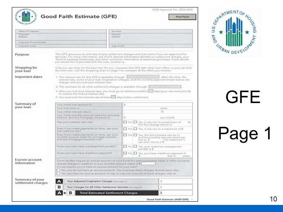 GFE Page 1 10