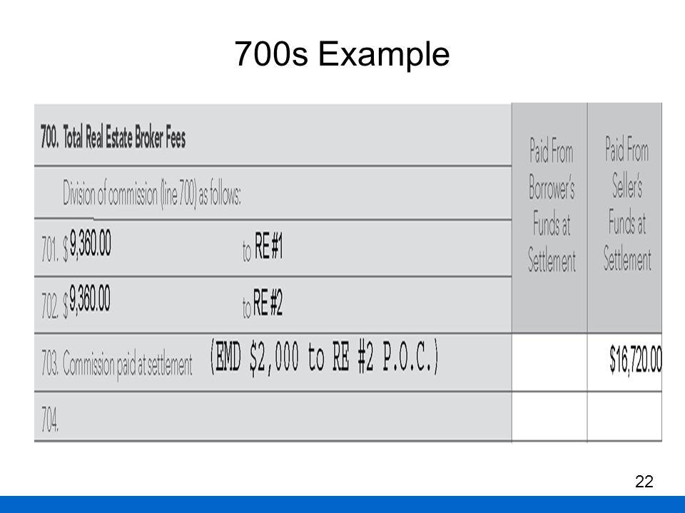700s Example 22