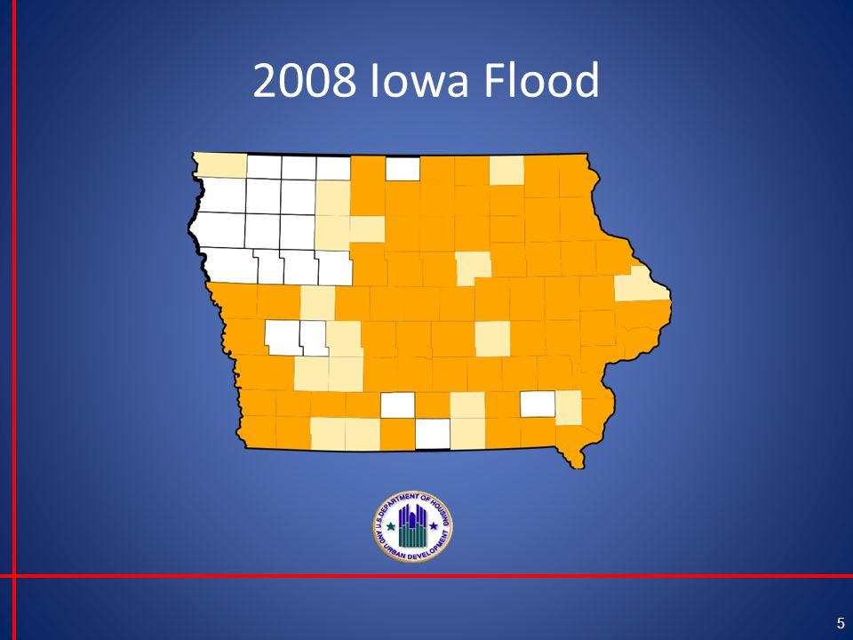 5 2008 Iowa Flood