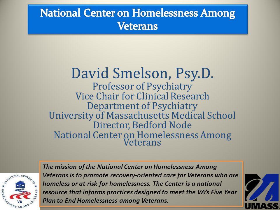 David Smelson, Psy.D.