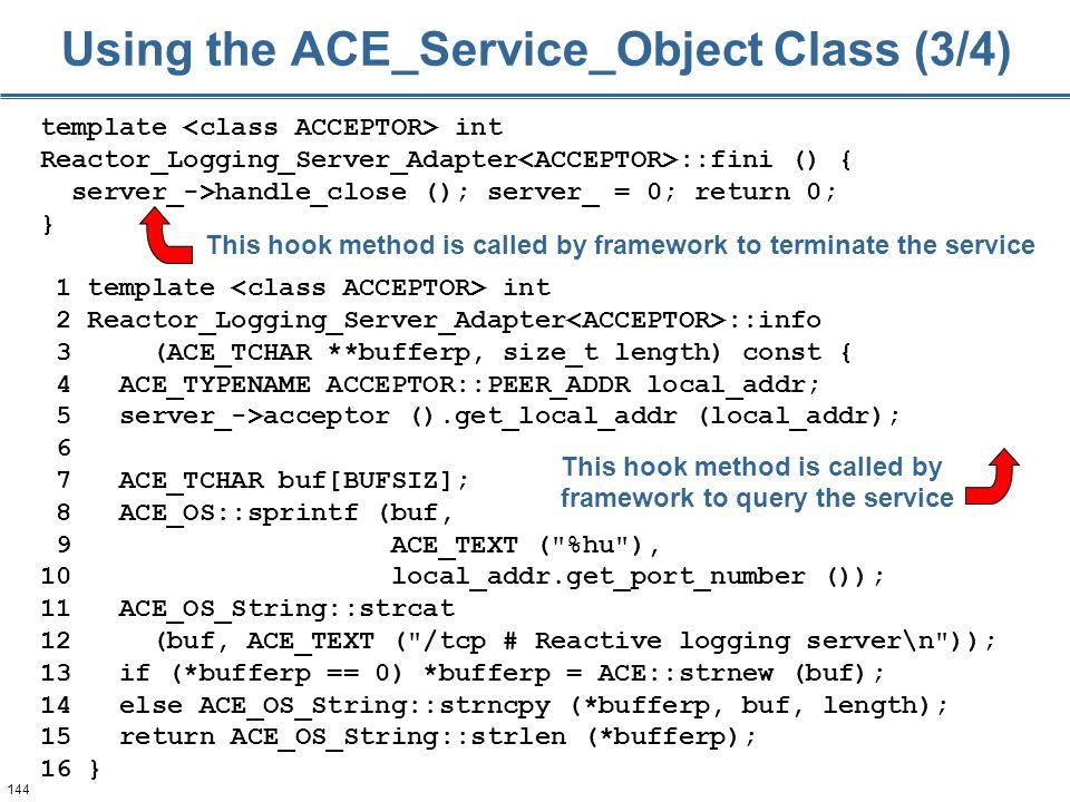 144 template int Reactor_Logging_Server_Adapter ::fini () { server_->handle_close (); server_ = 0; return 0; } 1 template int 2 Reactor_Logging_Server