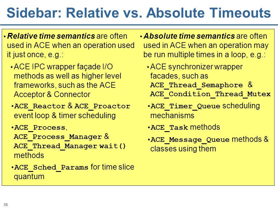 35 Sidebar: Relative vs.