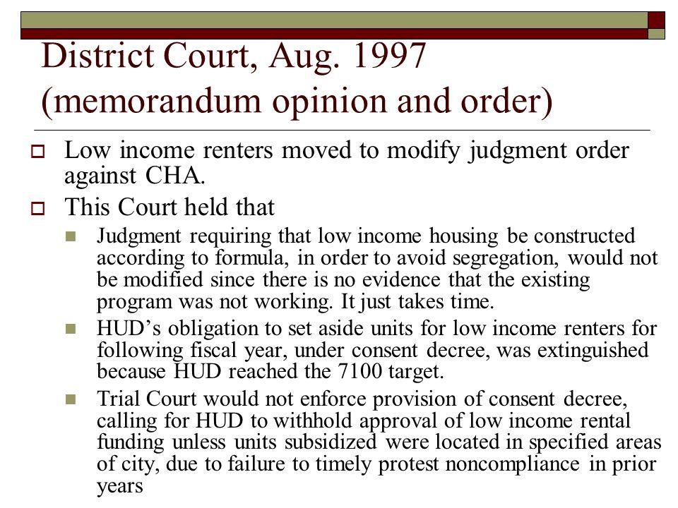 District Court, Aug.