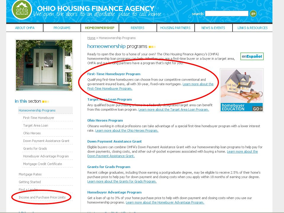 LOAN PROGRAMS 203 K & Streamline loans available Housing Choice Vouchers (aka: Sec 8) Other Government Loans:
